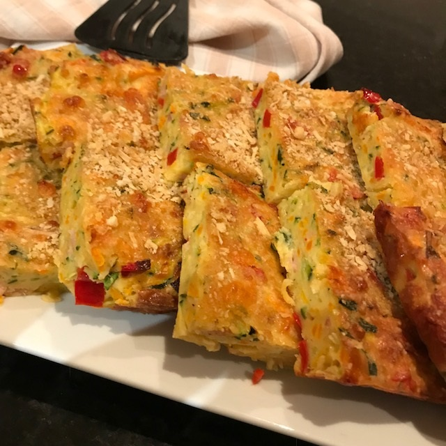 Very Nice Veggie Slice